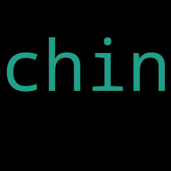 20 example sentences with « chin »