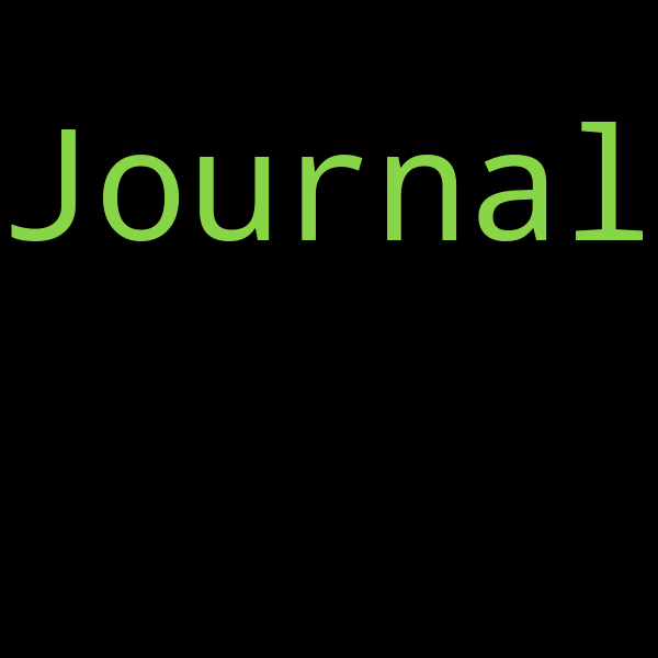 50 example sentences with « journal »