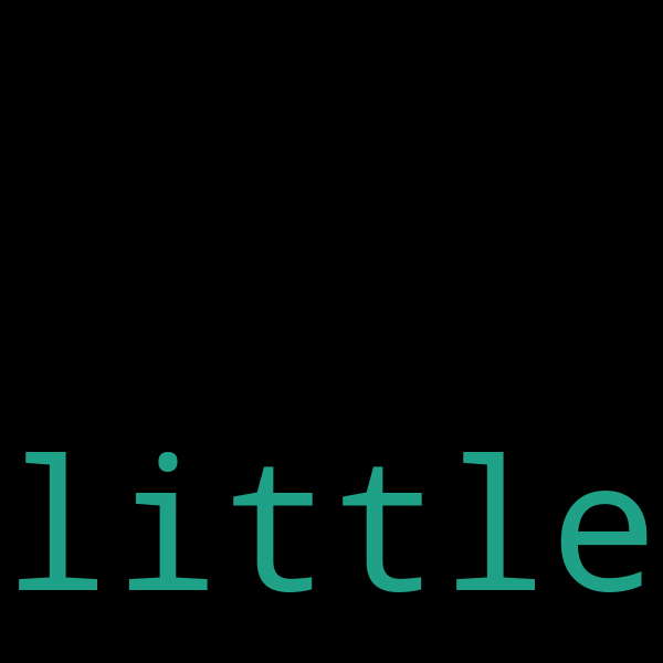 50 example sentences with « little »
