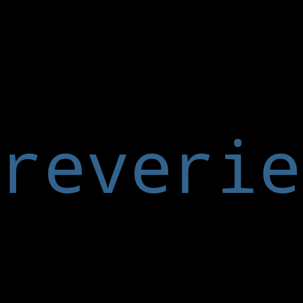 "22 examples : Use ""reverie"" in a sentence"