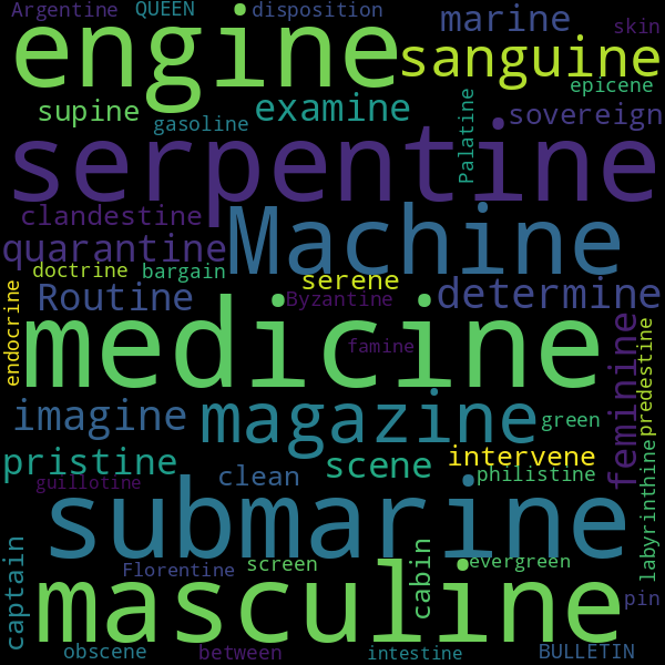 1 Words that Rhyme with « discipline »