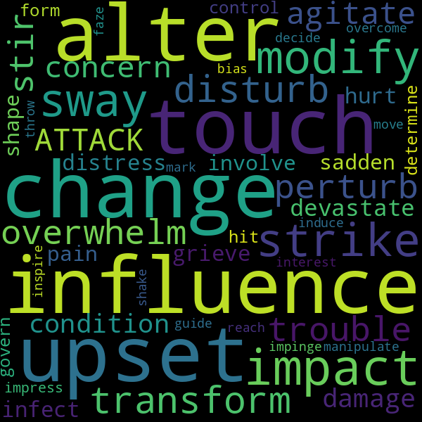 22 Synonyms For « Affect