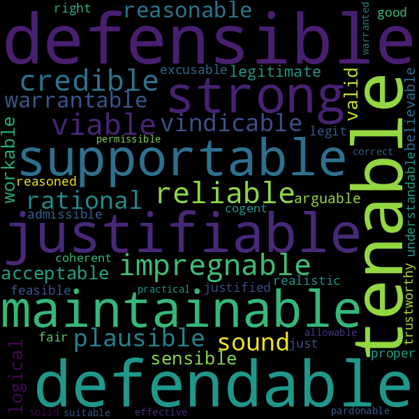 12 Synonyms Of Sustainable