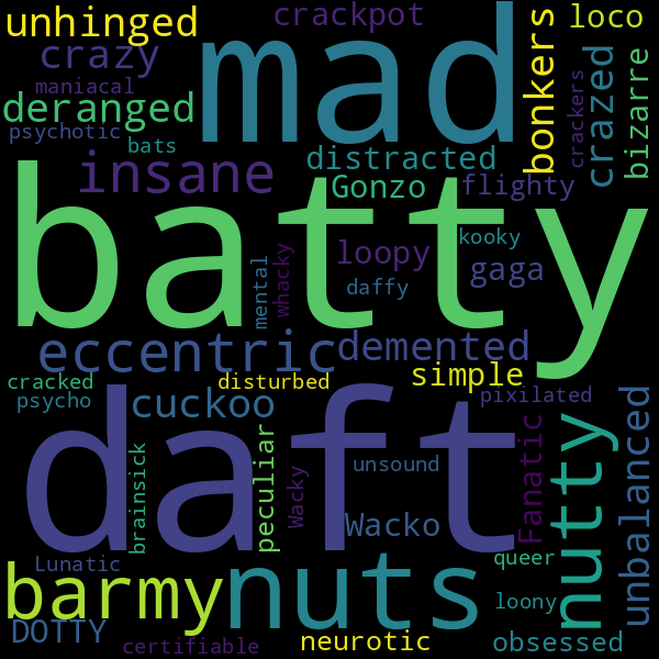 9 Synonyms for « touched