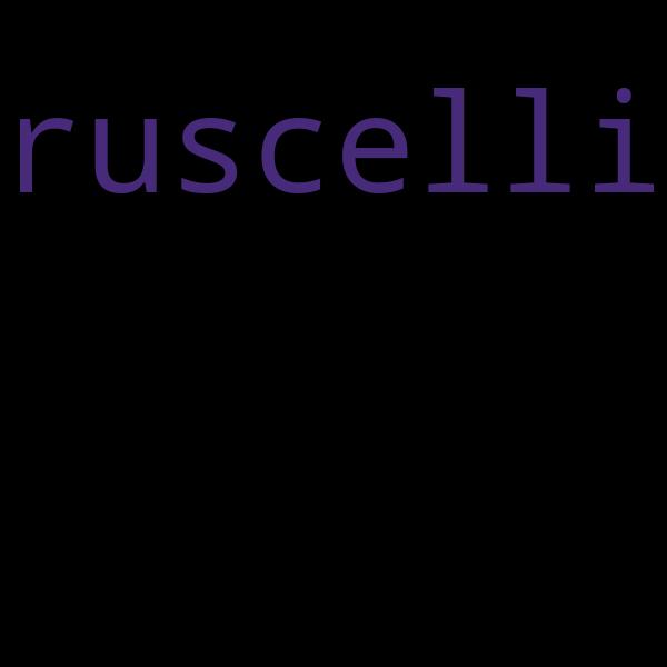 Esempi Di Frasi Con Ruscelli